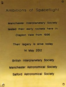 Plaque unvieled by Tony Lloyde MP 14 May 2012