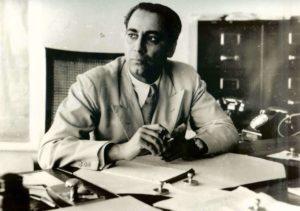 Homi Bhabha 1909 - 1966
