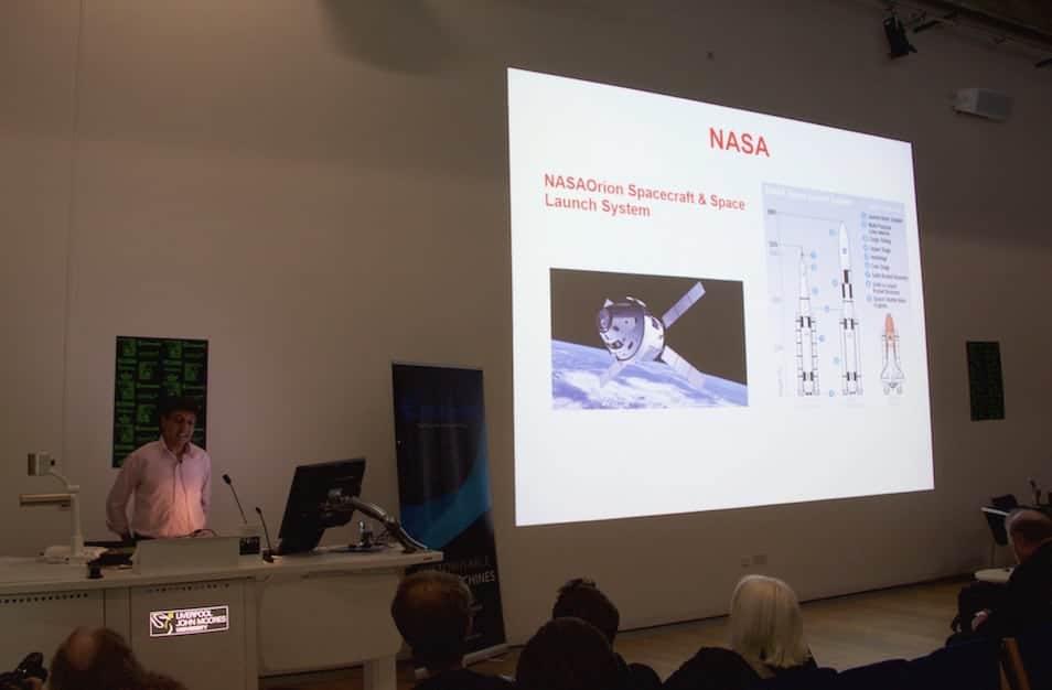 Mars - The new space race. Oggcamp.org Liverpool John Moore University.